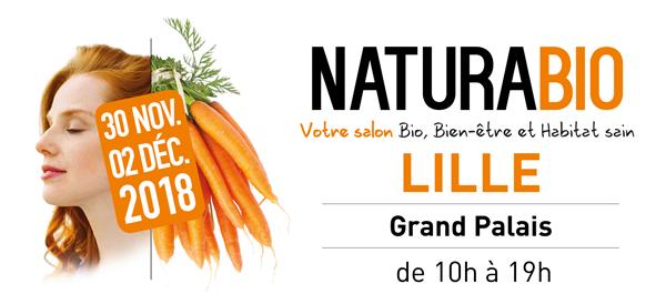 Naturabio | du 30 novembre au 2 décembre 2018