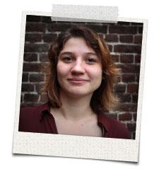Louise Orier - Chargée de mission filières