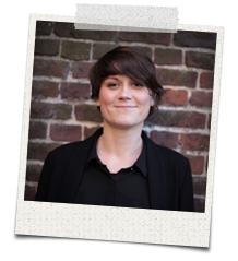 Pauline Saey - Responsable communication
