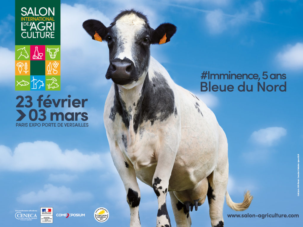 Salon International de l'Agriculture | Du 23 février au 3  mars 2019