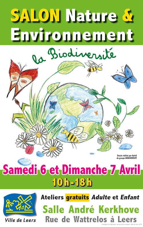 Salon Nature & Environnement Leers | 6 et 7 avril 2019