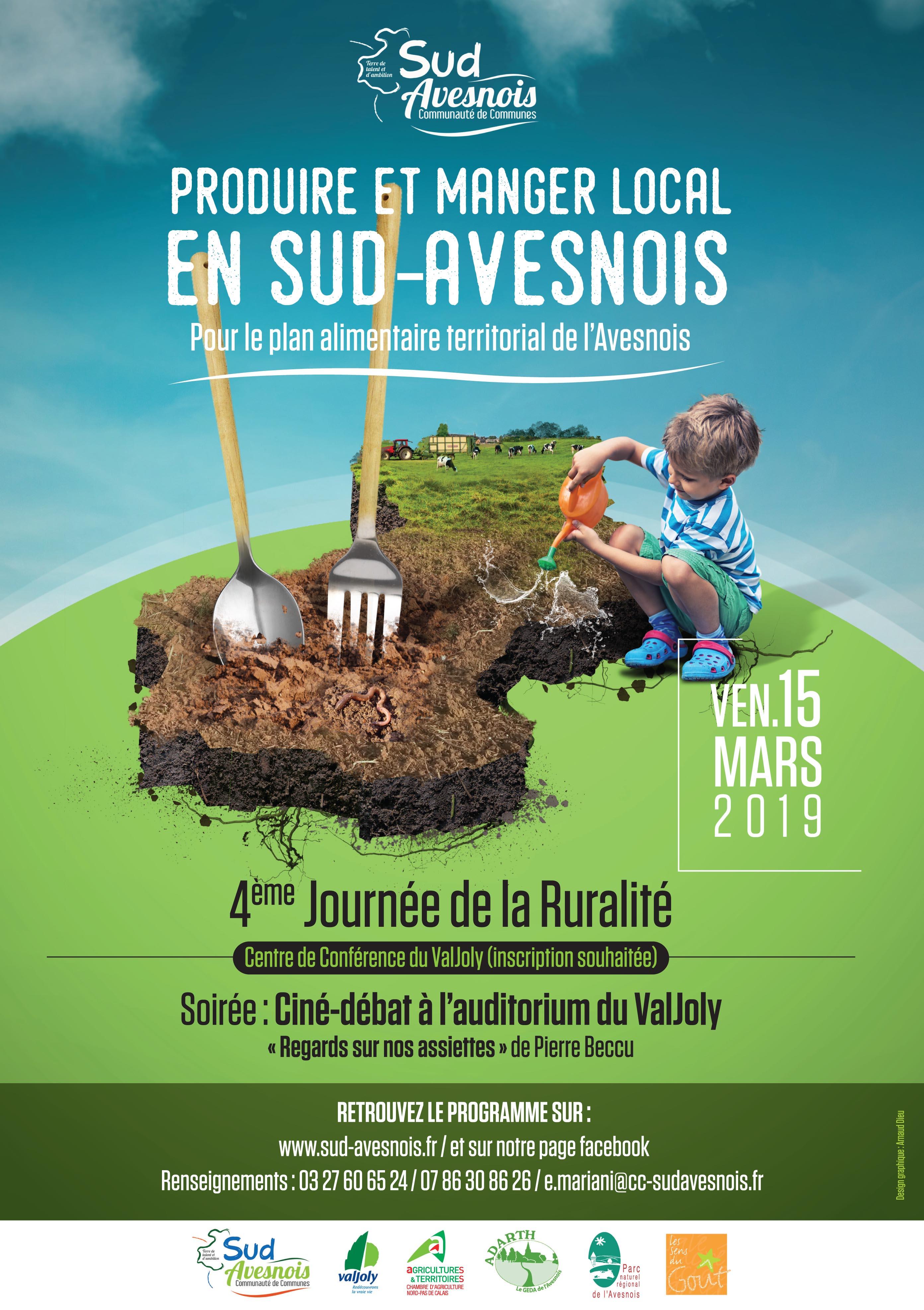 Journée de la ruralité 2019 | 15 mars 2019