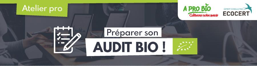 📅 30 avril |Atelier «Préparer son AUDIT BIO» Saint-André-lez-Lille
