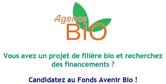 Candidatez au Fonds Avenir Bio