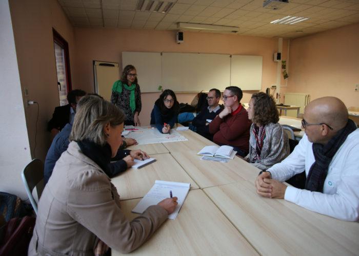 Atelier de l apres midi sur les perturbateurs endrocriniens (4)