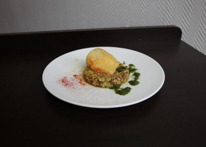 Curry de légumes aux pois chiche