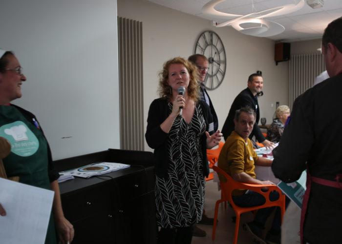 Marie Bouchez Responsable Territoires chez A PRO BIO